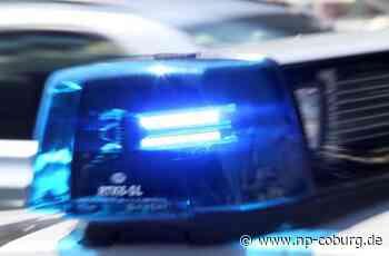 Unfall Ebersdorf - Lkw muss mit Kran geborgen werden - Neue Presse Coburg