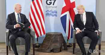 Kommentar zur Europa-Reise Joe Biden: Das Comeback - General-Anzeiger Bonn