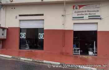 SP Prefeitura de Itapecerica da Serra reforma Academia do Jardim São Marcos - Jornal SP Repórter News