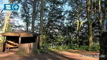 Wetter und Herdecke: Hütte am Harkortberg wird abgerissen - Westfalenpost