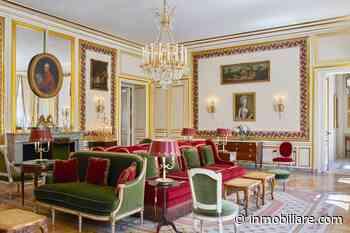 Le Grand Contrôle, el nuevo hotel de lujo en Versalles - Inmobiliare Magazine