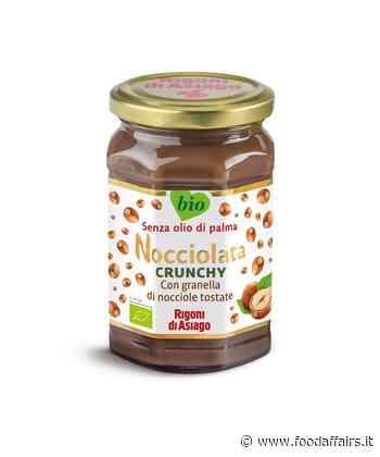 Arriva Nocciolata Crunchy di Rigoni di Asiago dall'anima green: aderisce a 1% For The Planet - Food Affairs