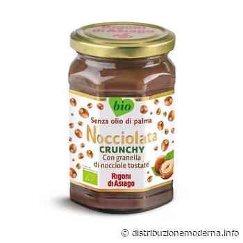 Rigoni di Asiago presenta la Nocciolata Crunchy - DM - Distribuzione Moderna