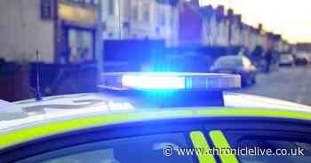 Police recover suspected stolen van after pursuit through County Durham streets - Chronicle Live