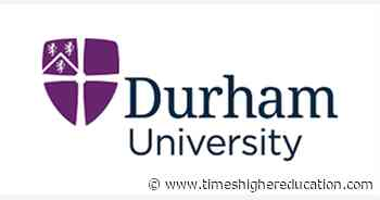 Finance Administrator job with DURHAM UNIVERSITY   257037 - Times Higher Education (THE)