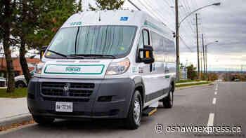 Durham Region Transit to celebrate 100,000 On Demand trips - Oshawa Express