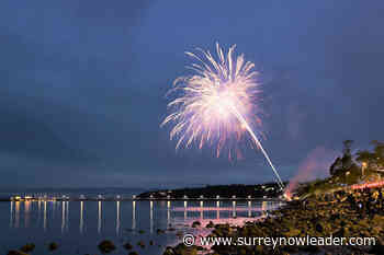 White Rock's virtual Canada Day celebration up for two awards – Surrey Now-Leader - Surrey Now Leader