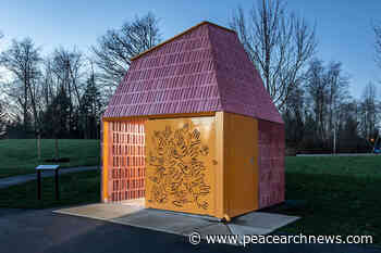'Surrey Park' restroom makes a splash in Canada-wide contest – Peace Arch News - Peace Arch News