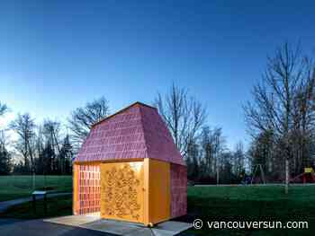 Surrey park bathroom strains for No. 1 - Vancouver Sun
