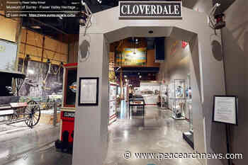 Museum of Surrey launches virtual tour for new Heritage Rail exhibit – Peace Arch News - Peace Arch News