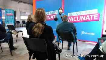 Con 9.490 nuevos contagios, la provincia de Buenos Aires llegó a 1.708.273 - Télam