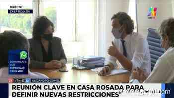 Restricciones en AMBA: la Ciudad Buenos Aires plantea nuevas aperturas - Perfil.com