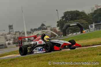 Jorge Barrio prevaleció en una accidentada final en Buenos Aires - Motor Trend