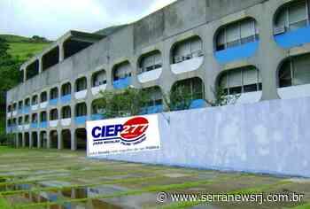 Faetec em Cantagalo funcionará no Ciep 277 e será inaugurada em agosto - Serra News