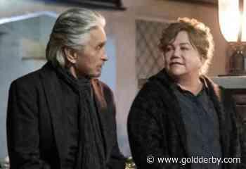 Romancing 'The Kominsky Method': Michael Douglas and Kathleen Turner reunite - Gold Derby