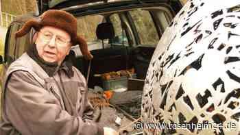 Bad Aibling: Unbekannte Täter zerstören wieder Kunstwerke im Kurpark