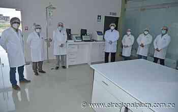 Sullana: UNF implementa laboratorio de biología molecular con modernos equipos de Sistema PCR en tiempo real - El Regional