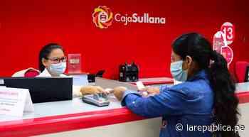 Caja Sullana impulsa campaña que premia a ahorristas - LaRepública.pe