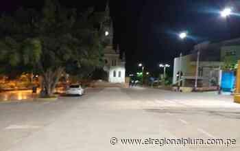 Sullana: gerente de seguridad ciudadana descarta saqueo en el centro de la ciudad - El Regional