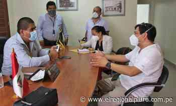 Hospital de Apoyo II-2 y Municipalidad de Sullana se preparan para una tercera ola de coronavirus - El Regional