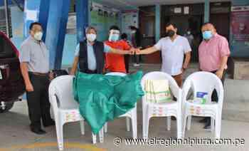 Sullana: Ferretería 'Panchito' entrega donativos para hospital de contingencia - El Regional