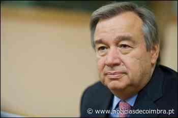 António Guterres vai tomar posse para segundo mandato à frente da ONU a 18 de junho - Notícias de Coimbra