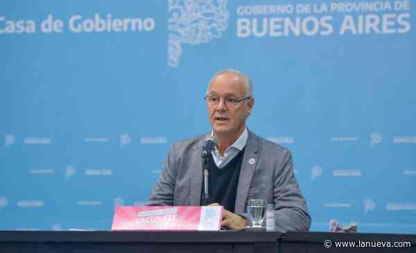 Gollan sostuvo que la Provincia definirá el domingo cómo sigue la cuarentena