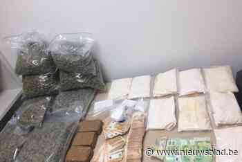 Fortuin aan drugs in beslag genomen