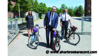 News Sherbrooke returns to recycling for bicycling - Sherbrooke Record