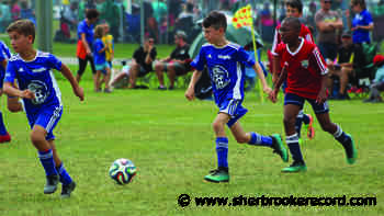 Soccer returns to the Eastern Townships - Sherbrooke Record