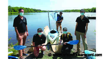 News History back on the water in 2021 - Sherbrooke Record