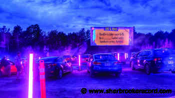 English community feeling disappointed with drive-in schedule - Sherbrooke Record