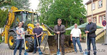 Neckarbischofsheim: Beim Glasfaser-Ausbau geht's jetzt los - Rhein-Neckar Zeitung