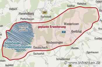 Geplanter Übungsplatz bei Hammelburg: Region kämpfte um die Heimat - inFranken.de