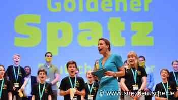 """""""Goldene Spatzen"""" werden verliehen - Süddeutsche Zeitung"""