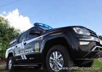 """Nova Mutum: Civil prende """"especialistas"""" em furtos em veículos — O Mato Grosso - O Mato Grosso"""
