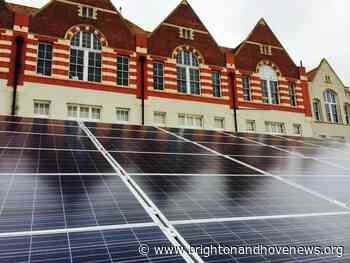 Solar power could cut electric bills by almost £200 a year, new study finds - Brighton and Hove News