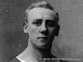 Story of Shoreham football legend Bert revived in new Brighton and Hove Albion book - Worthing Herald