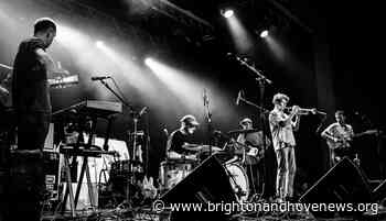 Brighton and Hove News » Brighton band Squid: Outstanding in their field - Brighton and Hove News