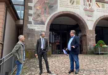 SPD-Bundestagskandidat Mirko Witkowski : Schiltach ist fit für die Aufgaben der Zukunft - Neue Rottweiler Zeitung online