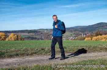 Wandern - Seite an Seite mit Sven Fischer - inSüdthüringen