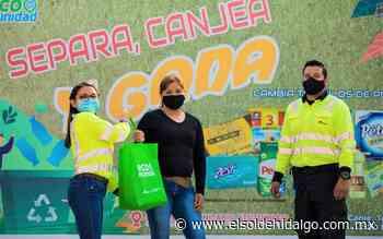 CEMEX y Atotonilco de Tula impulsan reciclaje en Hidalgo - El Sol de Hidalgo