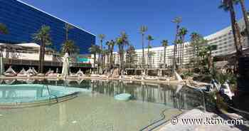 Virgin Hotels Las Vegas welcomes Sir Richard Branson, unveils revamped beach club - KTNV Las Vegas