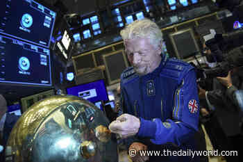 Richard Branson is outgunned in billionaire space race - The Daily World