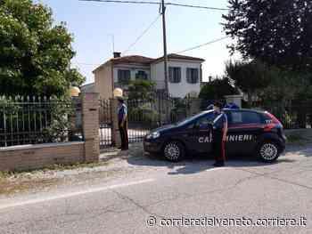 Rapina in casa a Saonara, pensionato picchiato con un bastone - Corriere della Sera