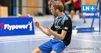 Badminton-Bundesliga: TSV Trittau checkt Gegner in Play-offs um Titel ab - Lübecker Nachrichten