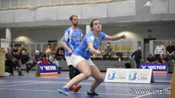 Badminton: Blau-Weiß Wittorf Neumünster wird zum Außenseiter   shz.de - shz.de