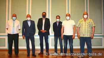 THG Schömberg - Branchen reagieren unterschiedlich auf Pandemie - Schwarzwälder Bote