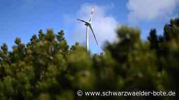 Gemeinderat stellt sich quer - Massive Kritik an geplantem Windpark - Schwarzwälder Bote