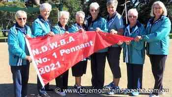 Springwood Women's Bowling Club wins Nepean Grade 1 Pennant - Blue Mountains Gazette